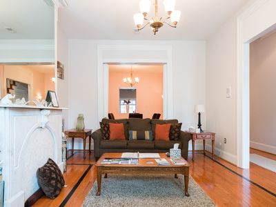Photo for Your Home Away From Home that sleeps 10, MINUTES off of FAME U STREET CORRIDOR'