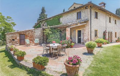 Photo for 7 bedroom accommodation in Fiano-Certaldo FI