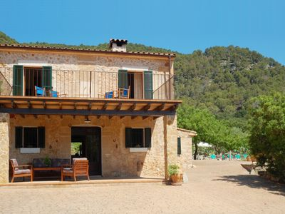 Photo for FINCA BOI - POLLENSA - MALLORCA