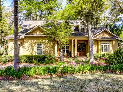 Photo for Beautiful Home Just Blocks From The Beach On Amelia Island Plantation