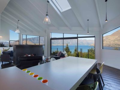 Photo for Breathtaking Queenstown Views, Luxury Holiday Home