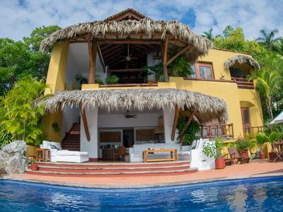 Photo for Five Star Personalized Service in Luxurious Oceanfront Villa in Puerto Mio