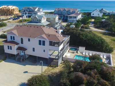 Photo for Rumor Has It | 199 ft from the beach | Private Pool, Hot Tub