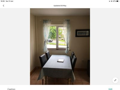 Photo for 3 bedroom House 2.2 km from Galway City. Free Parking.