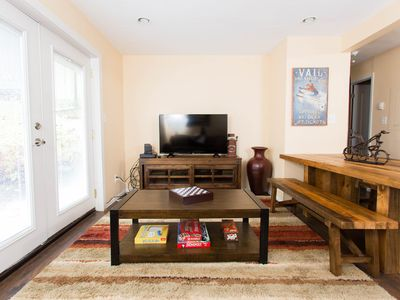 Photo for 2BR Apartment Vacation Rental in Vail, Colorado
