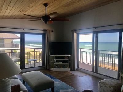 Photo for August special! Ocean front condo with gorgeous panoramic beach views🏝🐠🌊☀️