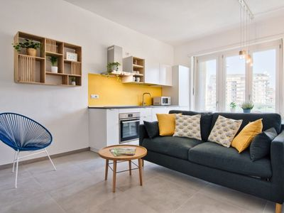 Photo for NEW! Carducci Subway House - Flat 1