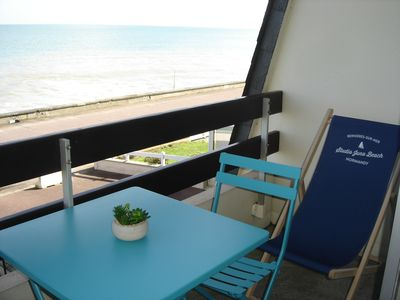 Photo for SPACIOUS STUDIO SUPERB SEA VIEW ON JUNO BEACH