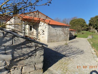 Photo for House 419 m from the center of Viseu with Parking, Terrace (673192)