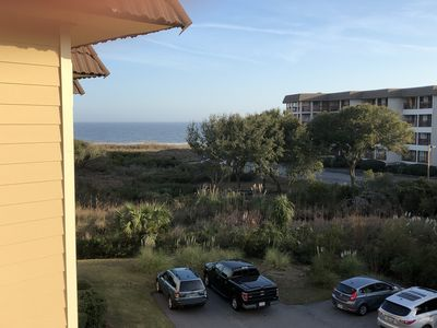 Photo for August 9-14  available *****  OCEAN VIEW -- 4 condos from the beach