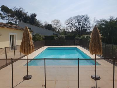 Photo for Spacious Villa in Valbonne (06)