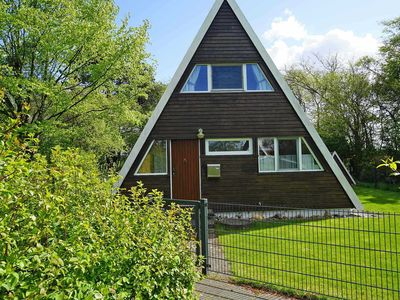 Photo for - with fence and nice property - tent roof house with modern equipment and W-LAN