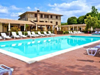 Photo for Holiday resort Borgo di Pomaia, Pomaia  in Riviera degli Etruschi - 3 persons