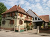 Convenient to Alsace's attractions