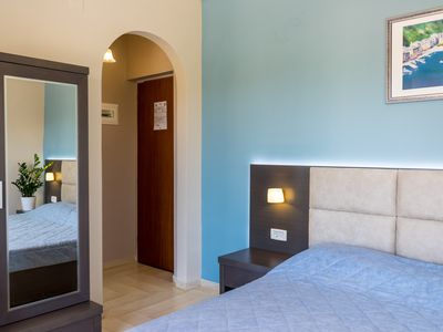 Photo for Plaka Beach - Double or Twin Room