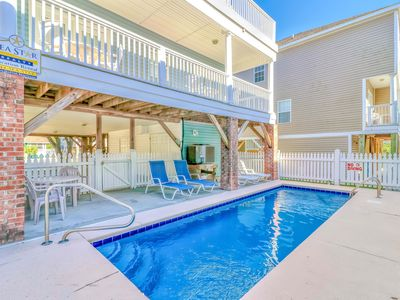 Photo for ** ALL-INCLUSIVE RATES ** Franks Place II - Private Pool & Elevator
