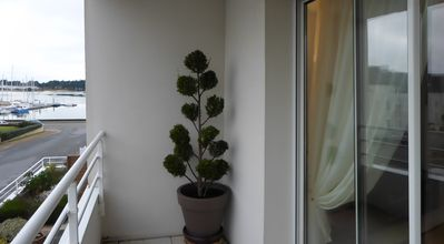 Photo for T2 apartment in Etel, overlooking the Ria - Wifi