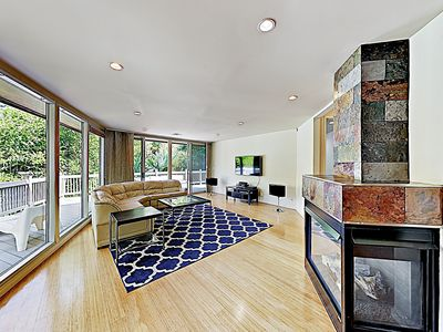 Photo for Modern Canyon Retreat w/ Lush Patio - Near Sunset Boulevard
