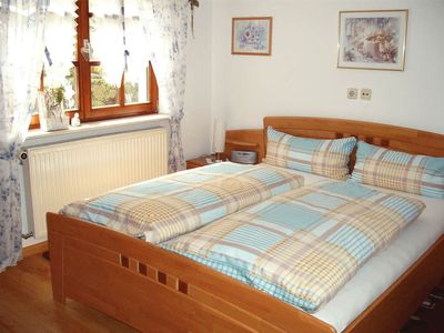 Photo for Double room with toilet and shower (forest side) - Gästehaus Waldblick