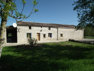 Photo for Beautifully Renovated Farmhouse/Barn With Private Heated Swimming Pool