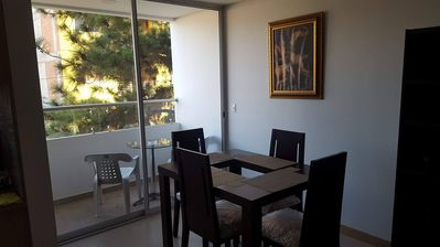 Photo for Apto. 6 Personas, moderno, céntrico, en Laureles, Medellín
