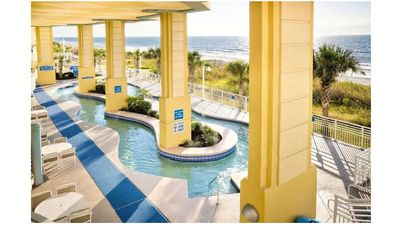 Photo for July 4 - 7 Wyndham Ocean Boulevard 2 Bdrm Deluxe with OceanView