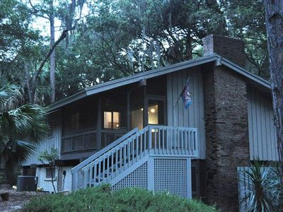 Photo for Newly Renovated Unbeatable Beachside Location in Sea Pines.