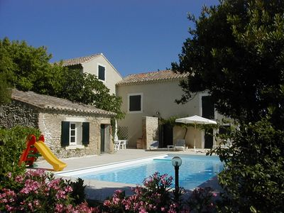 Photo for 5BR House Vacation Rental in Camaret-sur-Aigues