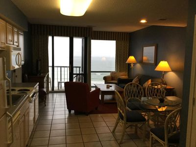 Photo for Ocean View Unit North Myrtle Beach!  May 5- May 12, 2019