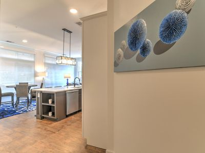 Photo for New luxury condo in heart of downtown Asheville~55 S. Market #216