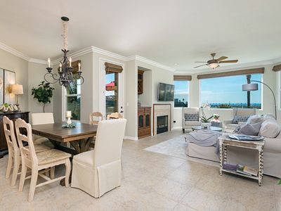 Gorgeous Lagoon and Ocean Views Carlsbad From Practically Every Room