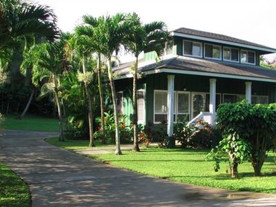 Photo for 100 Steps to Anini Beach - Peaceful, Private, close to Princeville and Hanalei