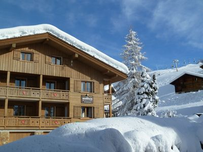Photo for APARTMENT FOR 8 PEOPLE IN A COTTAGE CLOSE TO THE SLOPES AT CHINAILLON