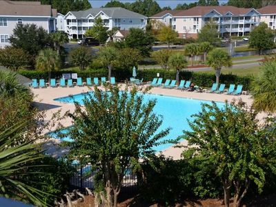 Photo for 2BR/2BA Golf Villa, Barefoot Resort, North Myrtle Beach
