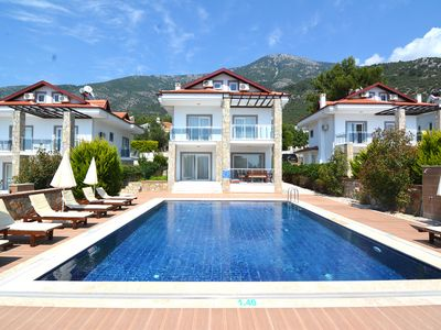 Photo for 5 bedroom villa mehtap with pool and garden