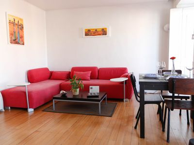 Photo for Apartment for 6 people in the heart of Bairro Alto