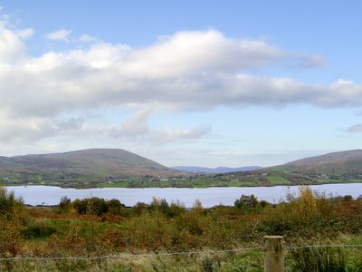 Lough Mask from property