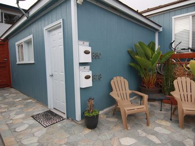 Photo for Beautiful Studio 2 blks to Beach/Restaurants -BBQ, Beach Amenities
