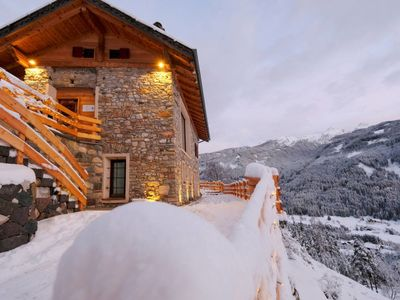 Photo for Vacation home Luxury Wellness Paradise (PRZ360) in Predazzo - 6 persons, 2 bedrooms