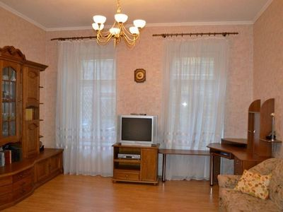 Photo for Luxurious 2 rooms apartment. Centre.WiFi
