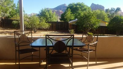 Blissful house with great views in Uptown Sedona