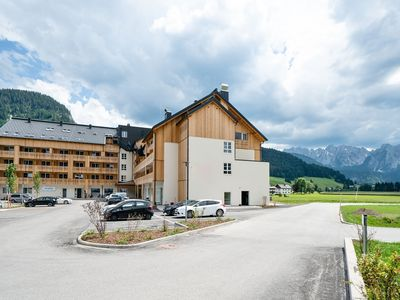 Photo for Peaceful Apartment in Gosau Austria with Sauna
