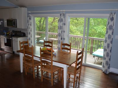 Photo for Pocono Cabin Vista - Poconos Cozy Getaway with all the conveniences