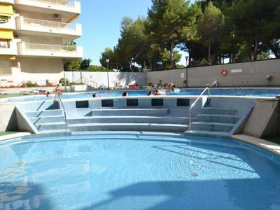 Photo for Alluring Apartment in Salou with Swimming Pool