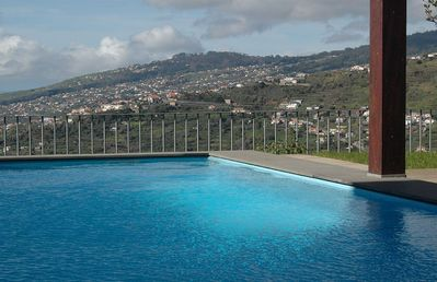 Photo for Villa, with Stunning Sea View, heated private pool, internet, 3 beds - Villa E