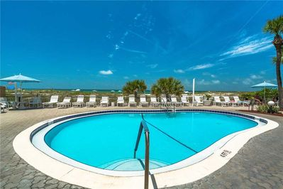 Life Is Better at the Pool! - Everyone knows that a vacation isn't complete without a trip to the community pool! Madeira Norte 206 has you covered! Come on in and enjoy the water!