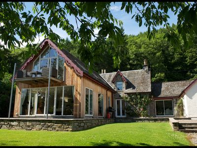Photo for Mains of Taymouth 5* Farmhouse