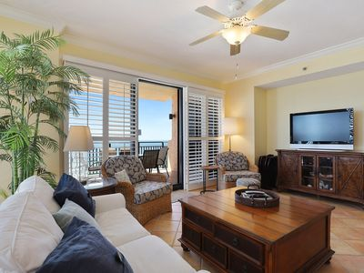 Photo for 1001C - Escape to Paradise in this 3BR Beachfront Condo!