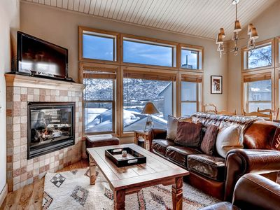 Photo for Steps to Park City Resort, Spacious Private Home With A View