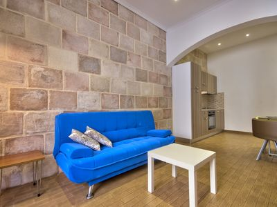 Photo for Sliema 1-bedroom Maisonette